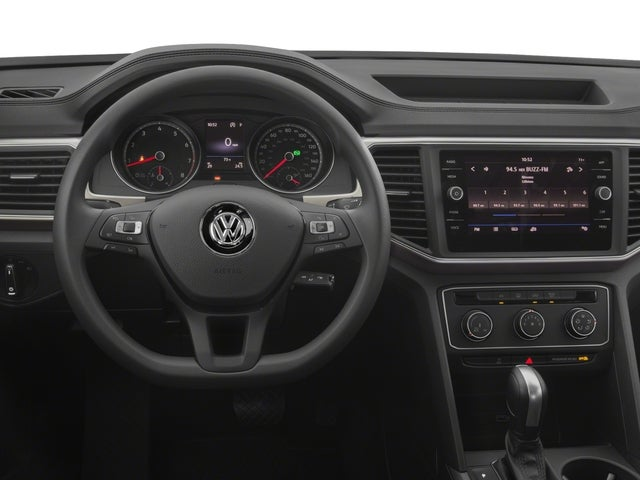 2018 Volkswagen Atlas 3 6l V6 Launch Edition Volkswagen