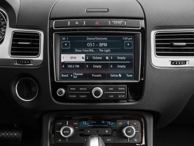 2017 Volkswagen Touareg Wolfsburg Edition - Volkswagen dealer serving Edison NJ – New and Used ...