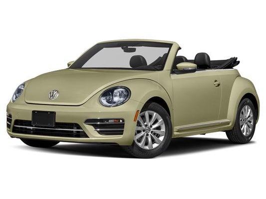 Vw Beetle Convertible >> 2019 Volkswagen Beetle Convertible 2 0t Final Edition Se