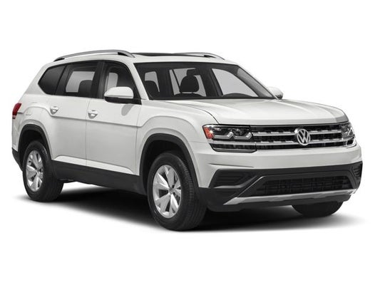 2019 Volkswagen Atlas 3 6 Se W Technology