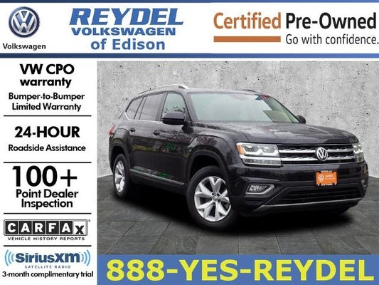 Used Volkswagen Atlas Edison Nj