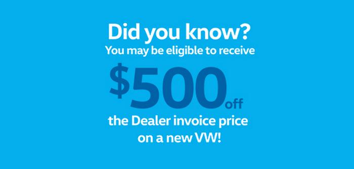 Middlesex County Corporate Discounts | Reydel Volkswagen